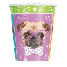 25 best pug puppy birthday party images puppy birthday parties rh pinterest com
