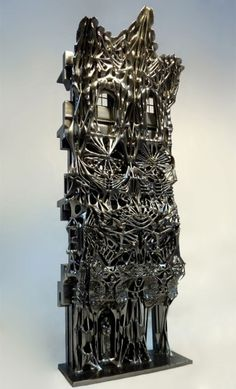 In pictures: 3D printed art exhibition