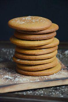 Chic, chic, chocolat...: Biscuits à la mélasse et au gingembre