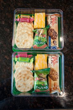 Traditional Lunchable