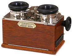 CASTILLO Cachivache steampunk (Stereoscope, Verascope Richard 45 x 107)