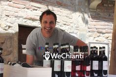 """I Vini al Castello a Montefioralle: uno dei """"cru"""" di #ChiantiClassico nel comune di Greve in Chianti"""