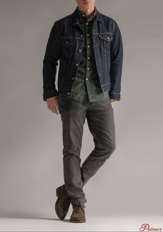 Suede boots and shoes are an easy way to add rich texture to your style. We've rounded up our 12 best affordable and upgrade picks for every budget. Mens Suede Boots, Suede Chukka Boots, Suede Shoes, Jean Jacket Styles, Mens Fall, Denim Shirt, Men Casual, Casual Outfits, Formal