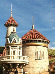 New Fantasyland - Disney World