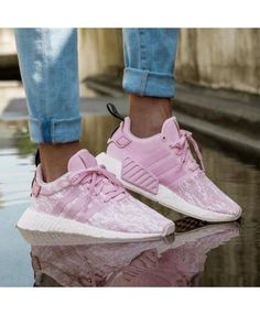 4bff7724c Adidas NMD R2 Trainers In Baby Pink Cheap Adidas Nmd