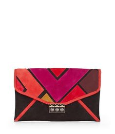 I saw this clutch at Bendel's in NYC this summer...fell in love..and since it's still available online that's my sign that I should definitely purchase?