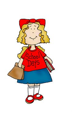 + August | 2012 | Dearie Dolls Digi Stamps | Page 20 also has a back to school boy