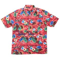 097db0c5 stay246 | Rakuten Global Market: SUPREME Supreme Hawaiian pattern Aloha  shirt red Size Hawaiian Pattern