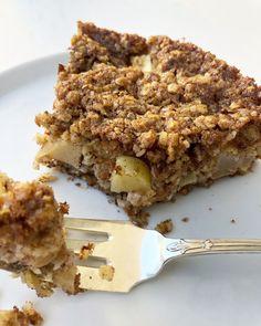 Healthy Cake, Healthy Sweets, Healthy Dessert Recipes, Gateaux Cake, Sweet Bakery, Easy Baking Recipes, Breakfast Dessert, Low Carb Desserts, Vegan Baking