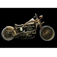 Bobber Inspiration | The Precious, Harley custom bobber by lycan... | Bobbers and Custom Motorcycles