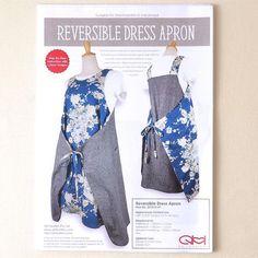 Japanese Reversible Dress Apron