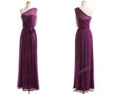 purple bridesmaid dress long bridesmaid dress by sofitdress, $119.00