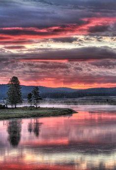 Yellowstone National Park, WY Photo