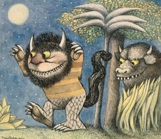 sendak, maurice where the wild t ||| art ||| sotheby's n09250lot8hr5men