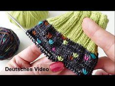 213*Muster für Socken,Stulpen,Mütze *Stricken*Stricktipps*Ajourmuster