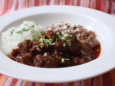 Beef Chili Colorado