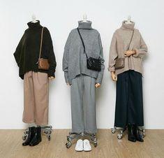 Как создать стильный образ за считанные минуты из того, что есть (5 идей — 15 образов)   Прощай, шпилька!   Яндекс Дзен Street Hijab Fashion, Muslim Fashion, Korean Fashion, Hijab Fashion Inspiration, Mode Inspiration, Casual Hijab Outfit, Casual Outfits, Hijab Chic, Dress Casual