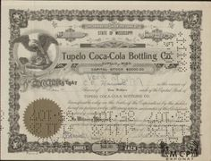Y0591 Tupelo Coca-Cola Bottling Co._1921