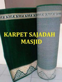 Toko online kami menyediakan lokal maupun import yang dapat anda beli baik ecer ataupun grosir dengan harga bersaing. Merk karpet sajadah tersebut antara lain, Turki, Tebriz, Tabriz, Oman, Millenium, Aqsa, Istiqlal,Polos, Medena, Iranshar, Kingdom, Yasmin, Dynasty, Shafira Dll. Hubungi kami www.karpetbagus.com di : CS1 Ari (085368376917/PIN BB : 5AC18563) CS2 Nisa (08521899 0050/PIN BB : 53B583C7) CS3 Ratna (082281833592/PIN BB : 52B1974F) CS4 Syella (081377161200/PIN BB : 2A831354) Turki