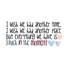 stuck in the moment by justin bieber lyrics <3 ❤ liked on Polyvore