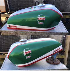 Cb400 Cafe Racer, Yamaha Cafe Racer, Cafe Racers, Custom Tanks, Custom Bikes, Tank Design, Bike Design, Honda 125, Honda Cx500
