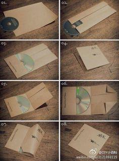 Para cubrir un CD