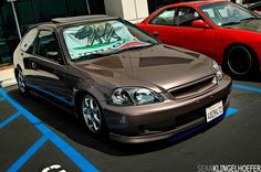 Going New Body Color- suggestion Closed :p - P age 3 - Gen Honda Forum - The Community for Honda Civic Enthusiasts Honda Truck, 1999 Honda Civic, Civic Jdm, Honda Civic Coupe, Honda Civic Hatchback, Honda Civic Sedan, Amg Car, Motogp Valentino Rossi, Sport Cars