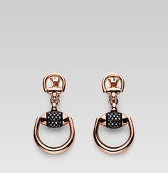 Gucci earrings, what else?