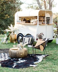 This Nomadic Bridal Inspiration Has all the Year's Top Trends — Plus 2 New Ones! - Green Wedding Shoes The Tyspy Gypsy Wandering Bar Wedding Inspiration Wedding Lounge, Garden Party Wedding, Wedding Day, Pub Wedding, Wedding Ceremony, Bar Wedding Ideas, Rustic Wedding Bar, Bohemian Wedding Reception, Gypsy Wedding