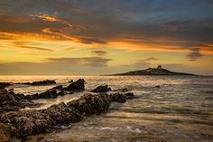 Sicilian Sunset | Isola delle Femmine