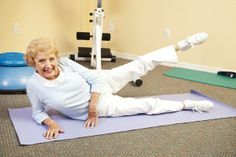 Elderly Care in Clinton SC – 7 Reasons Why Yoga is good for Senior Adults