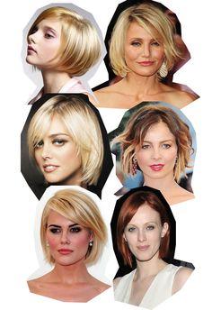Best mid-lenght hairstyles - Saara Sarvas | Lily