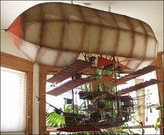 I want this Air Ship