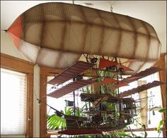 I want this Air Ship