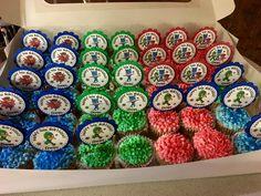 PJ Masks Cupcakes