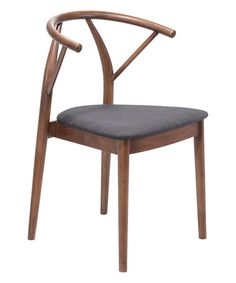 Look what I found on #zulily! Espresso Communion Dining Chair - Set of Two #zulilyfinds