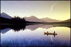 Canoeing Canada's Bowron Lakes