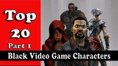 "Blacks In Gaming & Multicultural Gaming Characters - FuTurXTV & FUNK GUMBO RADIO: http://www.live365.com/stations/sirhobson and ""Like"" us at: https://www.facebook.com/FUNKGUMBORADIO"