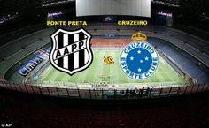 Prediksi Skor Bola Ponte Preta vs Cruzeiro 23 Juni 2016