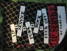 Nimi tag - 2008 (Corrosion Of Conformity II, Punk & Disorderly, Zip Service)