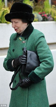Princess Anne  | The Royal Hats Blog