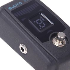Joyo JT-305 Guitar Tuner Pedal with Metal Casing 4 Display Modes True Bypass