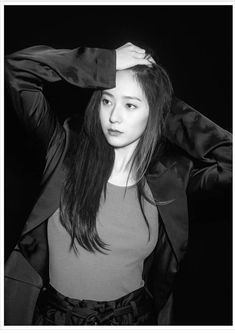 "Jan 2020 - ""the level of visual slayage by krystal jung"""