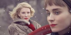 Stars Cate Blanchett and Rooney Mara sit down for a conversation in a new Carol clip. Todd Haynes' latest begins landing in theaters Friday, November Cate Blanchett, Rooney Mara, 3 Movie, Movie List, Patricia Highsmith, Lgbt, Todd Haynes, Drame, Netflix Streaming