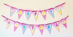 BANNER HAPPY BIRTHDAY PERSONALIZED - Buscar con Google