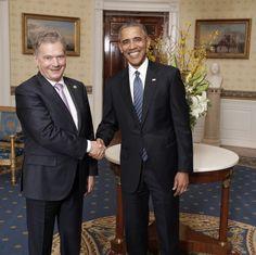 Presidentti Niinistö hoputtaa USA-puolustussopimusta