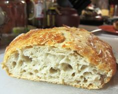 Doves Today: The easiest bread in the world