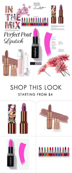 """Untitled #34"" by smuxe ❤ liked on Polyvore featuring beauty and Teeez"