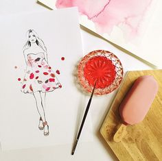 Updated: 12 Fashion Illustrators To Follow on Instagram - HarpersBAZAAR.com