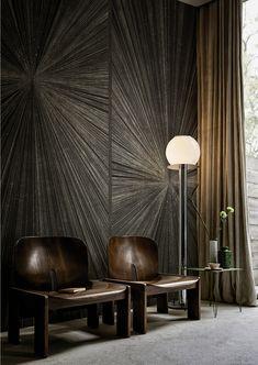New Art Deco Interior Inspiration Decoration Ideas Luxury Interior, Modern Interior, Interior Architecture, Modern Furniture, American Interior, Lobby Interior, Simple Interior, Stone Interior, Interior Walls